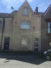 Image for 3 Bedroom part furnished house 224 Port Tenant Road, Swansea: £550.00