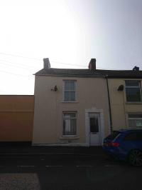 Image for 2 bedroom unfurnished house Burrows Rd., Sandfields, Swansea: £475.00